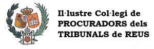 Il·lustre Col·legi de Procuradors de Reus Logo